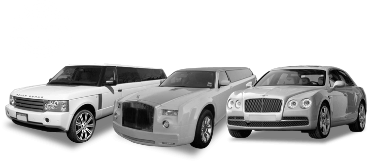 Range Rover Limo & other Exotic Stretches